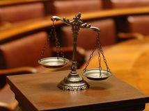 váhy, súd
