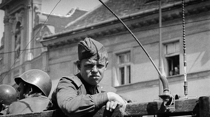 vojak, sovietska armáda