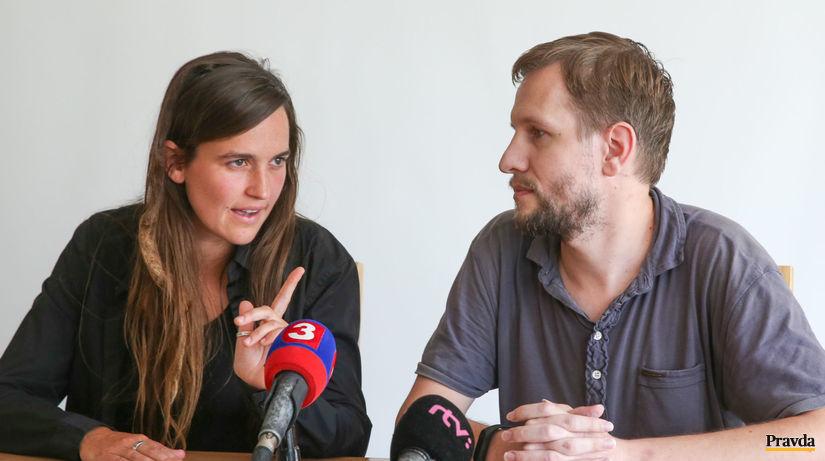 organizátori Gorila, Krempaská, Weisenbacher