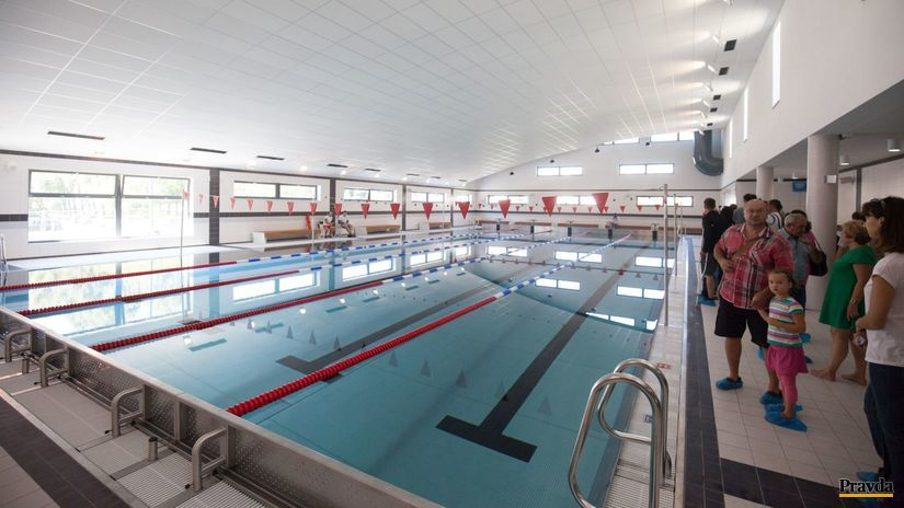 petržalská plaváreň, plaváreň, bazén,...