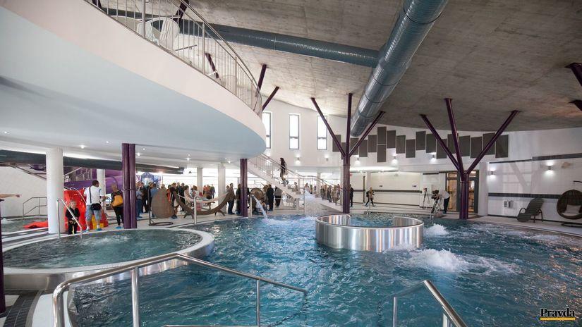 petržalská plaváreň, plaváreň, bazén, aquparark,