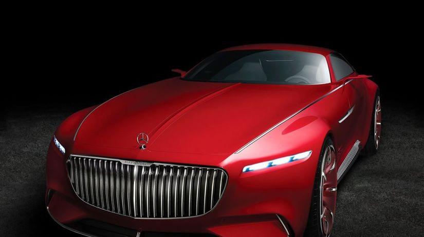 Mercedes-Benz-Vision Maybach 6...