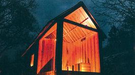 Dúbravica, sauna
