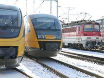 vlaky, železnice, cestovné, regio jet, ic
