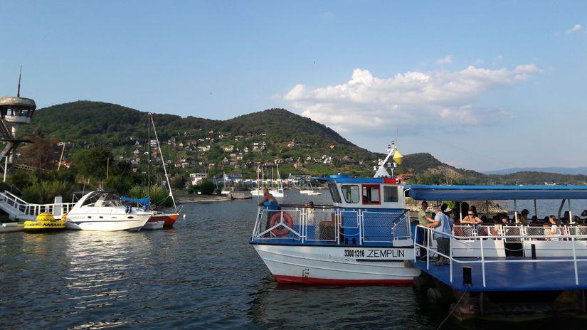 zemplínska šírava, lode, voda, turisti
