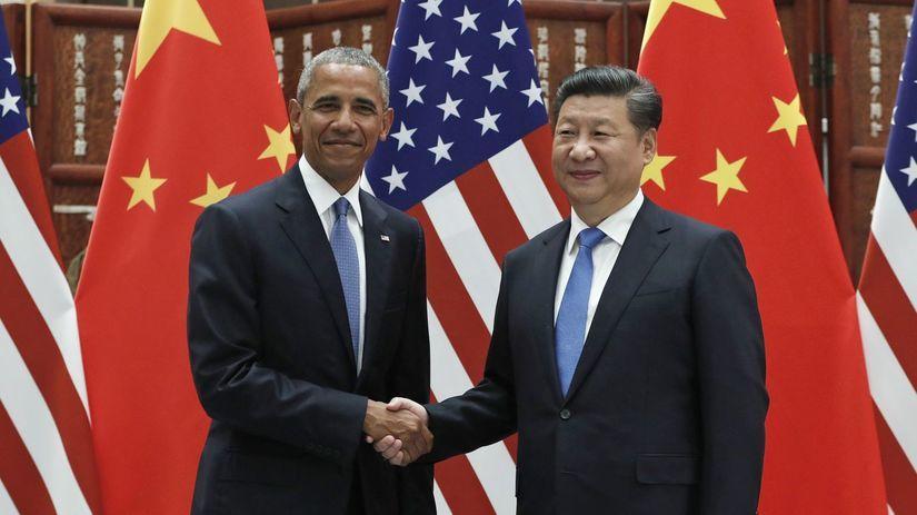 Obama, Si Ťin-pching