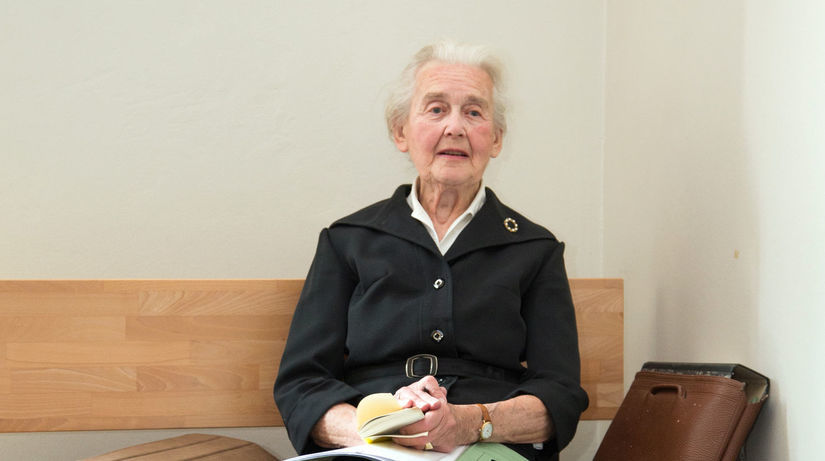 Ursula Haverbecková, extrémistka, holokaust