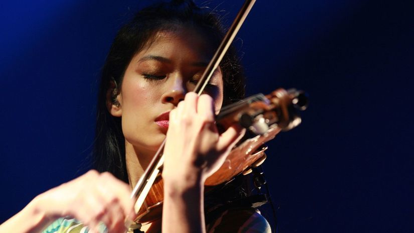 Vanessa Mae koncert