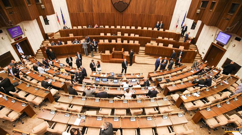 parlament, zasadnutie, schôdza, NRSR