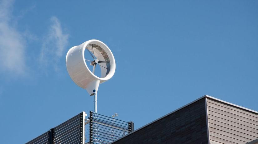 turbíny, veterná energia