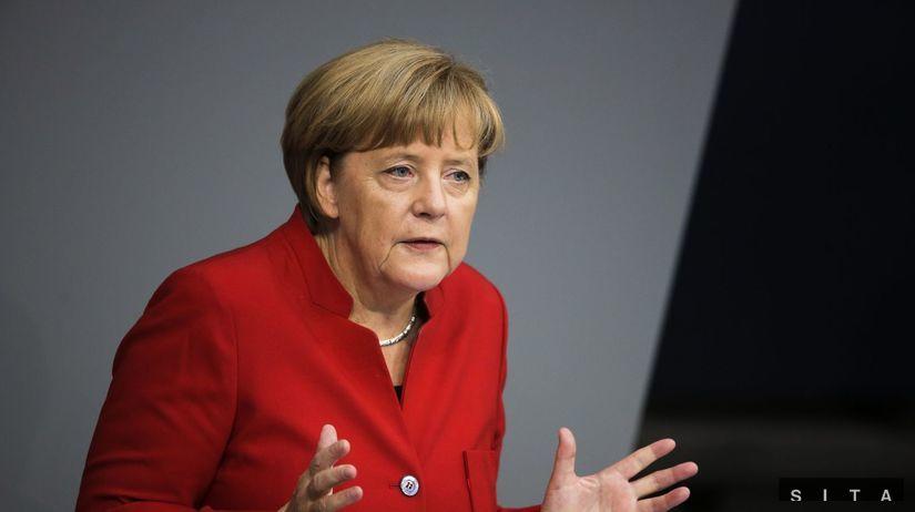 Angela Merkelová, Merkelová