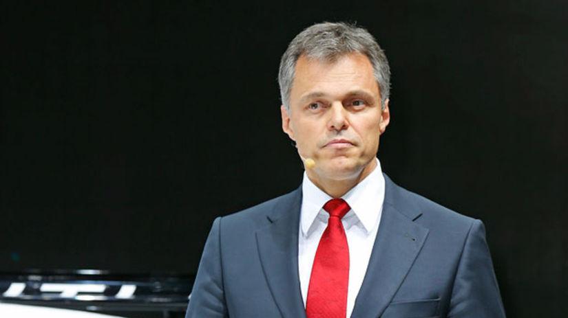 Wolfgang Schreiber - prevodovka DSG