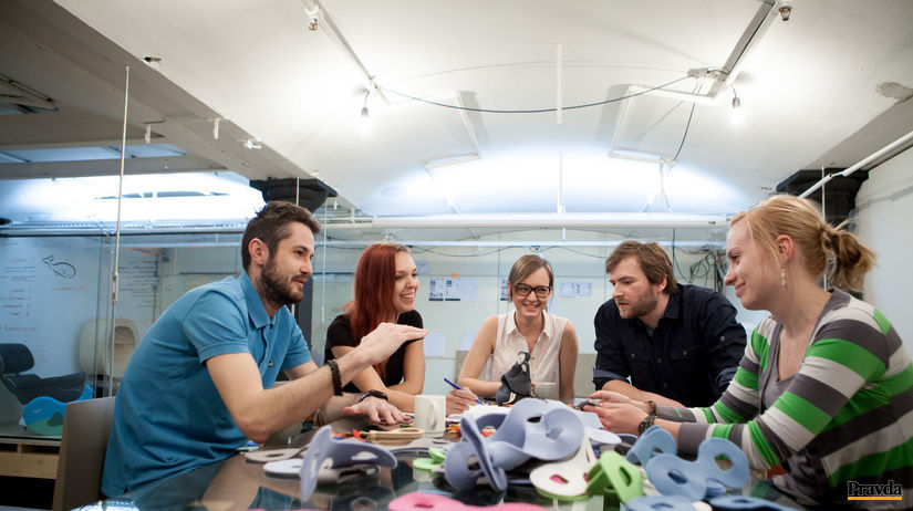 villo, startup, podnikanie, mladí ľudia
