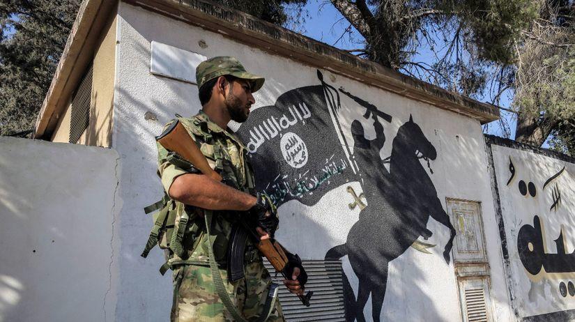 islamský štát, teroristi