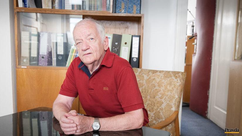 Ivan Kamenec, historik