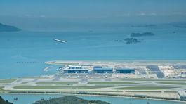 Hongkong, letisko