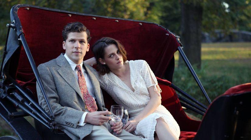 Café Society Jesse Eisenberg Kristen Stewart