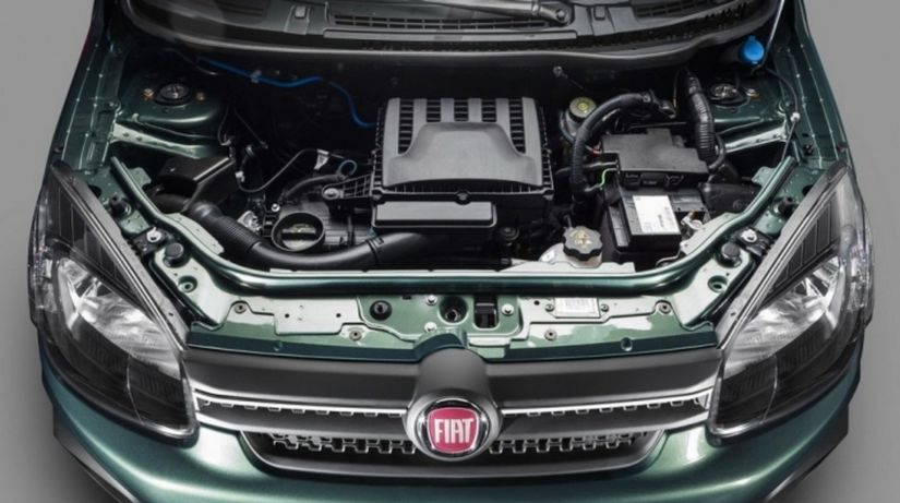 Fiat - motory FireFly