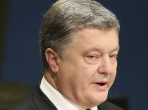 Porošenko: Urobíme všetko možné, aby sme boje na Donbase zastavili