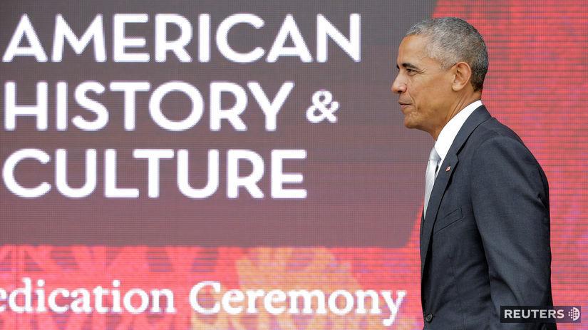 Barack Obama, múzeum