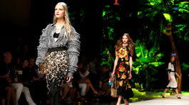 Dolce & Gabbana - Miláno - jar a leto 2017
