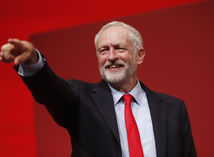 Jeremy Corbyn, labouristi
