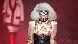 Gucci - Miláno - jar a leto 2017