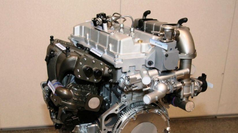 Nissan - motor HCCI s homogénnym spaľovaním