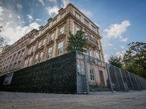Americká ambasáda v Bratislave, Hviezdoslavovo námestie,
