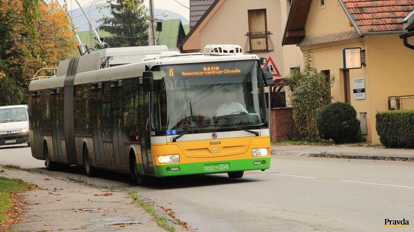 autobus, mhd, žilina
