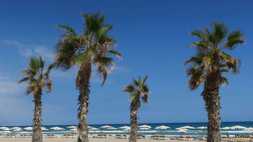 Alicante, Španielsko, mesto, pláž