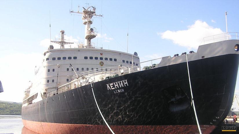 ľadoborec Lenin