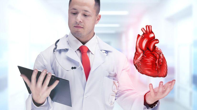 srdce, lekár, ochorenia
