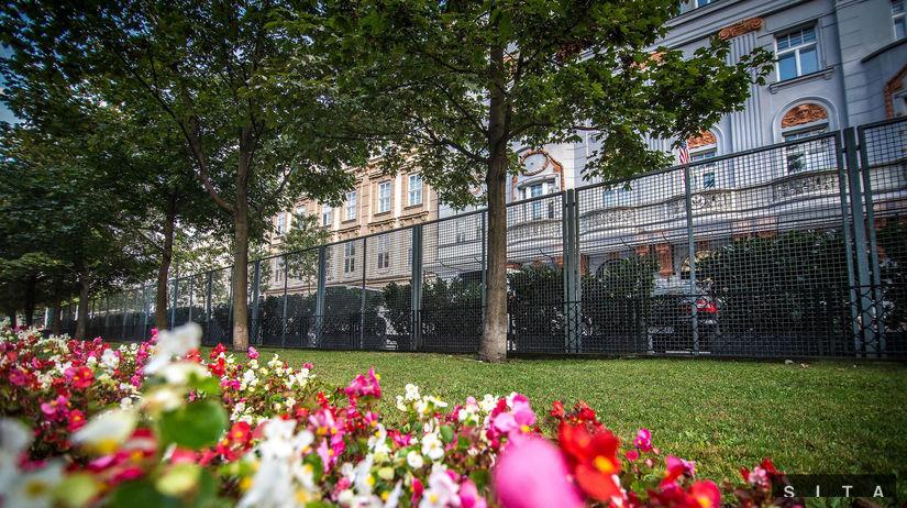 BRATISLAVA: Americká ambasáda