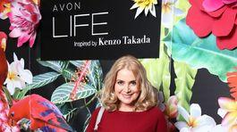 Medzi hosťami nechýbala ani herečka Zuzana Vačková.