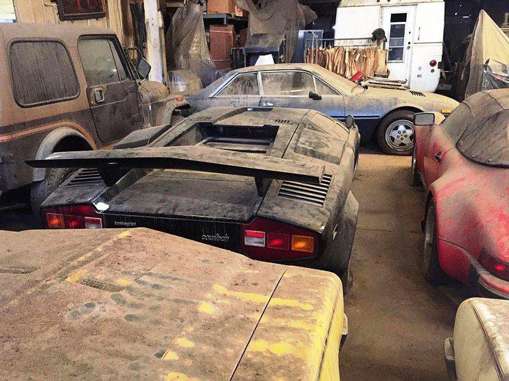 Z 225 Zrak Na Li 30 Rokov Star 233 Lamb 225 A Ferrari Stač 237