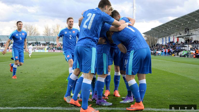 slovenská futbalová reprezentácia do 21 rokov