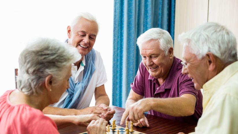 staroba, pamäť, demencia, Alzheimer