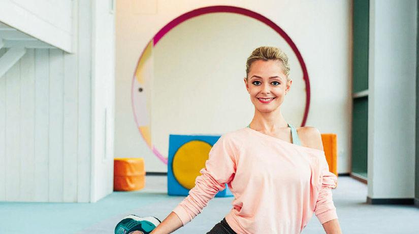 Mirka Kosorínová, balet, glamness