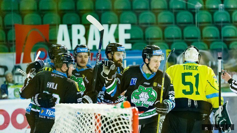 Nové Zámky, hokej