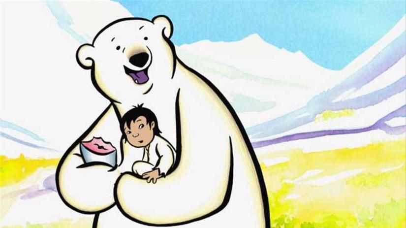 31 chlapec  ktory chcel byt medvedom 2
