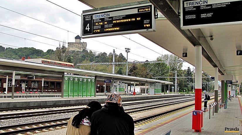 Trenčín, stanica
