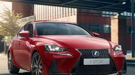 Lexus IS - 2016