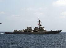 Jemen, americké námorníctvo