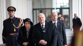 posledná rozlúčka, Michal Kováč, Ivan Gašparovič
