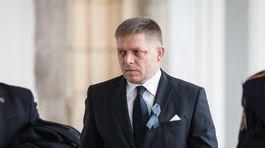 Robert Fico, pohreb Michala Kováča