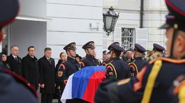 štátny pohreb, Michal Kováč,