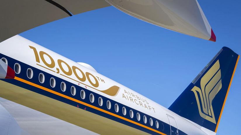 Airbus, 10 000