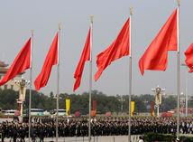 Čína, protesty 1989