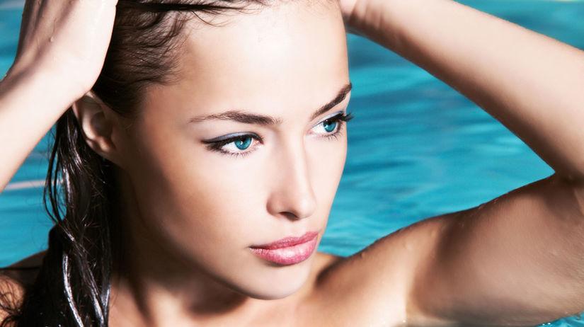 kúpele, relax, žena, bazén, kúpanie, plávanie,...